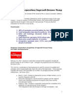 Flowserve Corp Case Study