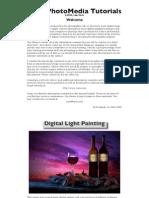 Paint Digital Light