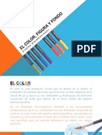 El Color, Figura y Fondo