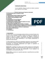 Facturación Electronica 2013