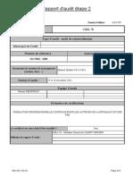Rapport Audit 1920122011