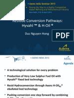 08_Residue Conversion Pathways-Hyvahl H-Oil Proceedings