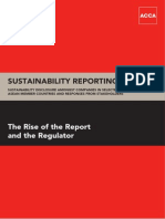 Report ASEAN Sustainability Disclosure