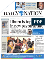 Daily Nation 17th Monday Feb 2014