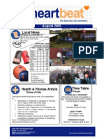 6-Heartbeat Newsletter AUGUST 2005