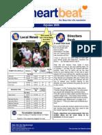 8-Heartbeat Newsletter OCTOBER 2005