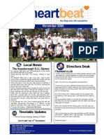 9-Heartbeat Newsletter NOVEMBER 2005