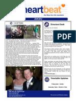 11-Heartbeat Newsletter JANUARY 2006