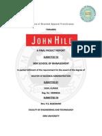John Hill Garments
