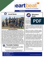 12-Heartbeat Newsletter FEBRUARY 2006