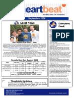 19-Heartbeat Newsletter SEPTEMBER 2006
