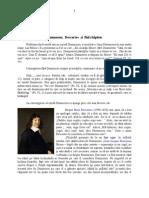 Dumnezeu, Descartes şi fiul risipitor