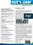 31 - Fresh Air Newsletter SEPTEMBER 2007