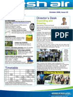 44- Fresh Air Newsletter OCTOBER 2008 Keysborough