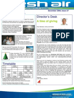 46- Fresh Air Newsletter DECEMBER 2008 Keysborough