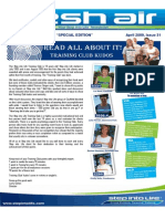 50- Fresh Air Newsletter APRIL 2009 Keysborough