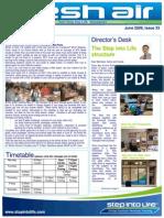 52- Fresh Air Newsletter JUNE 2009 Keysborough