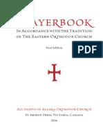Orthodox Prayer Book