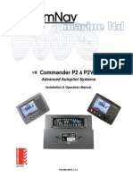 ComNav Commander P2 Installation and Operation Manual