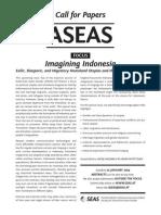 ASEAS 7 2 CfP Imagining Indonesia