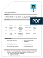 Vivekanandhan Resume Update - Copy