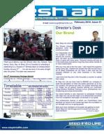60- Fresh Air Newsletter FEBRUARY 2010 Keysborough