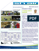 61- Fresh Air Newsletter MARCH 2010 Keysborough