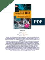 Trik Praktis Menguasai AutoCAD 2004