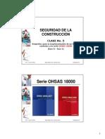 CLASE No. 5 - REQUISITOS PARA LA IMPLEMENTACIÓN DE SG-SST - I PARTE