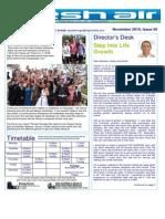 69- Fresh Air Newsletter NOVEMBER 2010 Keysborough