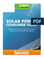 Energy Matters Solar Guide