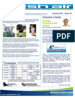 71- Fresh Air Newsletter JANUARY 2011 Keysborough