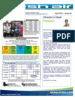74- Fresh Air Newsletter APRIL 2011 Keysborough