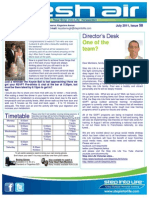 77- Fresh Air Newsletter JULY 2011 Keysborough