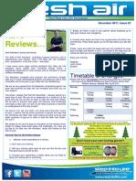82- Fresh Air Newsletter DECEMBER 2011 Keysborough