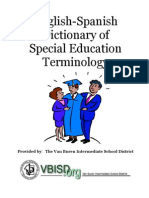 Spanish Dictionary VBISD