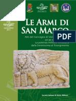 Quaderno SISM 2011 Le Armi Di San Marco