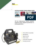 ZU4 Electric Pump