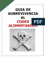 Guia de Sobrevivencia Al Codex Alimentarius