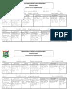 Plan de Estudios Educacion Ambiental Grado Sexto 2014