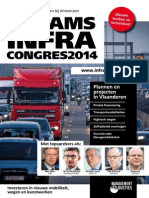 Brochure Vlaams Infra Congres 2014
