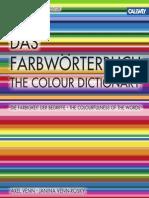 1023 Das Farbworterbuch