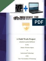 EDPC Field Work Project (TaskStream Keystone Assignment)