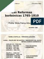 Reformas Borbonicas y Cultura