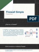 Firewall Simple