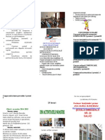 Oferta Educationala 2014-2015 Clasa Pregatotoare