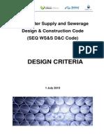 2013-07-01 - SEQ WSS DC Code Design Criteria