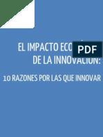 El impacto económico de la innovación
