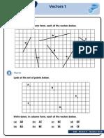 GCSE Mod 5 - Vectors 1 v1