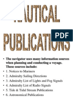 Nav Nautical Publications